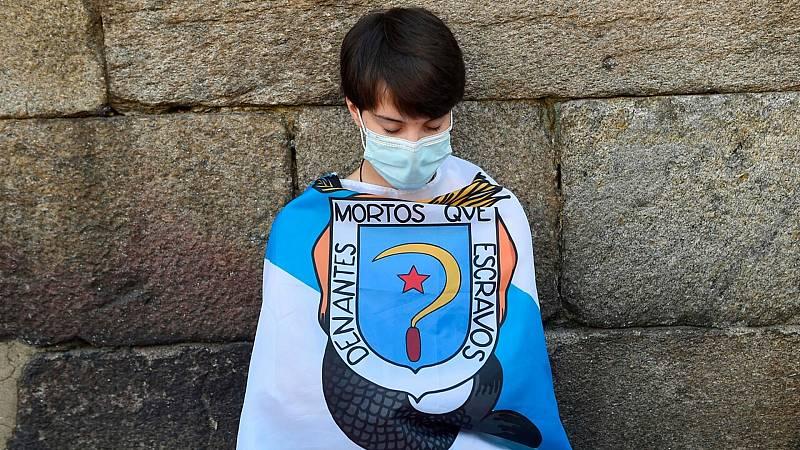 24 horas fin de semana - 20 horas - Los contagios en Galicia aumentan por tercer día consecutivo, cerca de 200 - Escuchar ahora