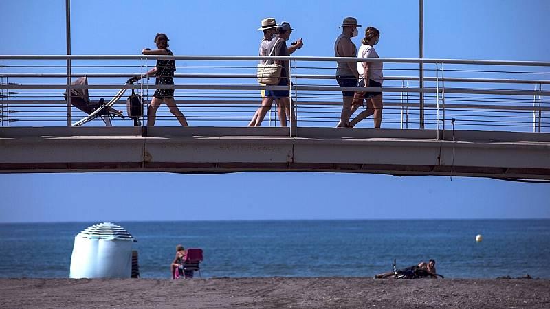 24 horas fin de semana - 20 horas - Andalucía también se considera un destino seguro y califica de mala noticia la decisión británica - Escuchar ahora