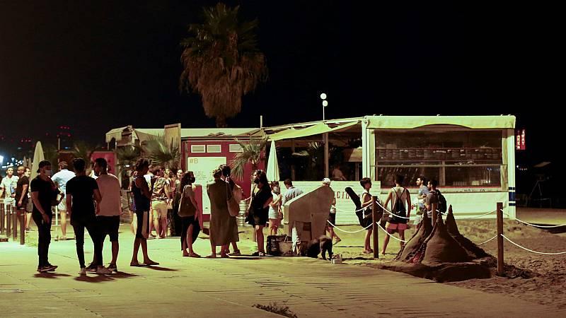 Las mañanas de RNE con Íñigo Alfonso - El ocio nocturno recurre el cierre de discotecas en Cataluña - Escuchar ahora