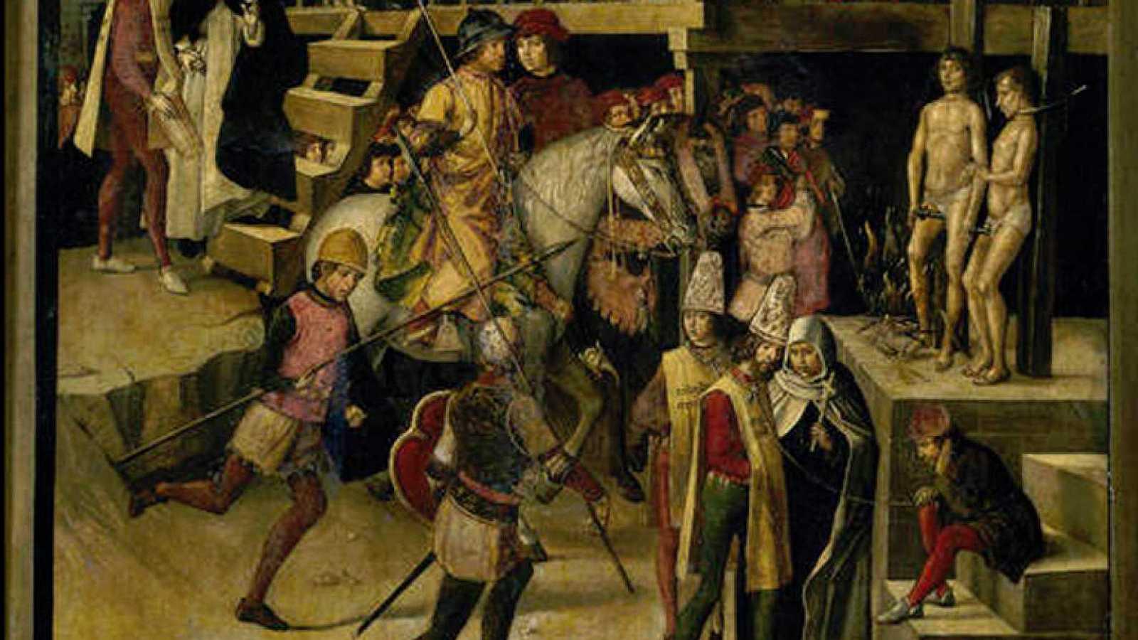 Punto de enlace - Muestra especial sobre Berruguete en el museo Medows de Dallas, EE. UU. - 27/07/20 - escuchar ahora