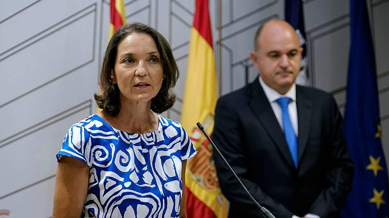 Boletines RNE - La ministra de Turismo anuncia un plan de inversiones específico para Baleares - Escuchar ahora