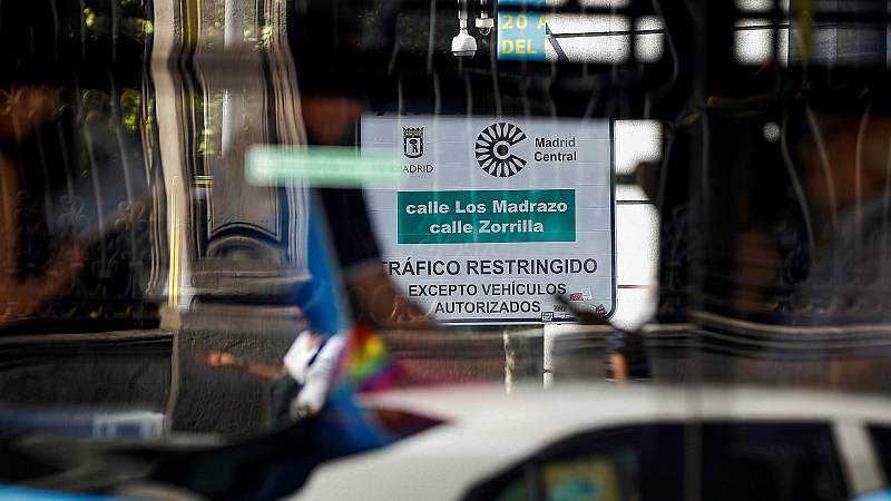 14 horas - El Tribunal Superior de Justicia anula Madrid Central por defectos formales - Escuchar ahora