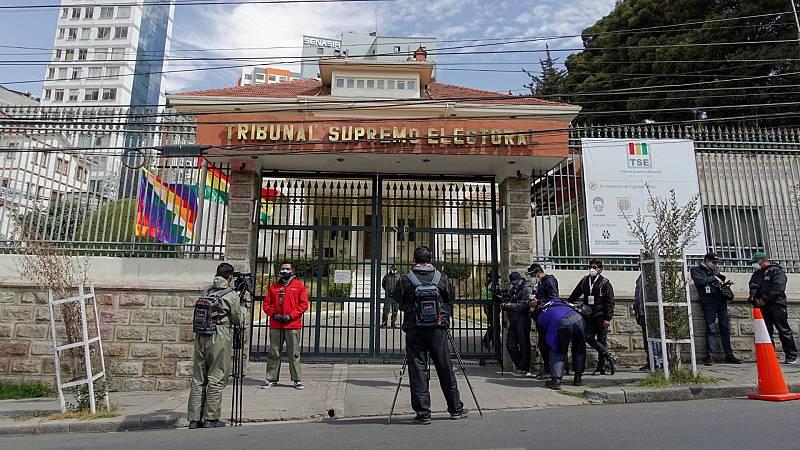 Reportajes 5 Continentes - Aplazadas por segunda vez las elecciones en Bolivia - Escuchar ahora