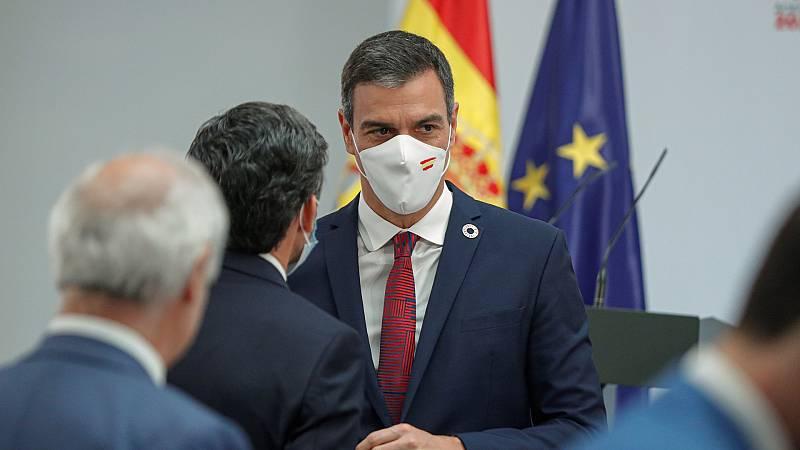 24 horas - Sánchez califica de 'desajustadas' las medidas adoptadas por el Reino Unido - Escuchar ahora