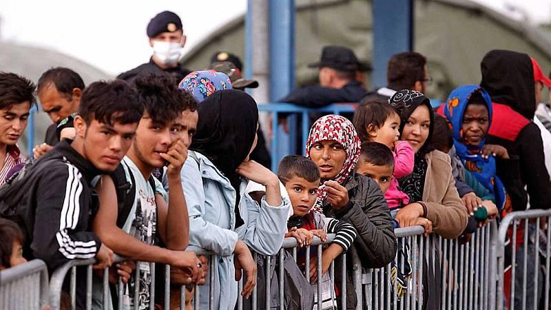 Europa abierta - La Comisión Europea pide nuevas ideas para la integración de los inmigrantes - escuchar ahora