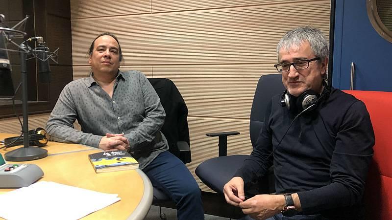 Diálogo y espejo - La diosa de agua con JC Méndez Guédez - 2507/20 - escuchar ahora