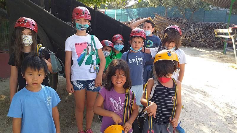 Deporte y aventura - Campamentos multideporte en Salamanca - 28/07/20 - Escuchar ahora