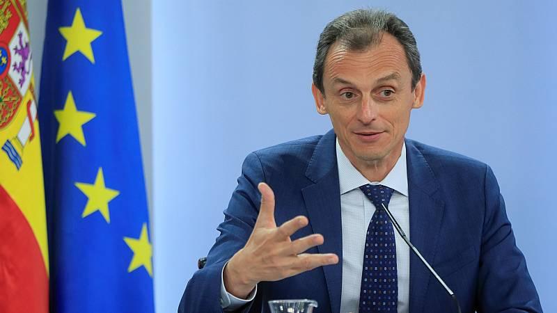 Boletines RNE -  Pedro Duque presenta su candidatura a dirigir la Agencia Espacial Europea - Escuchar ahora