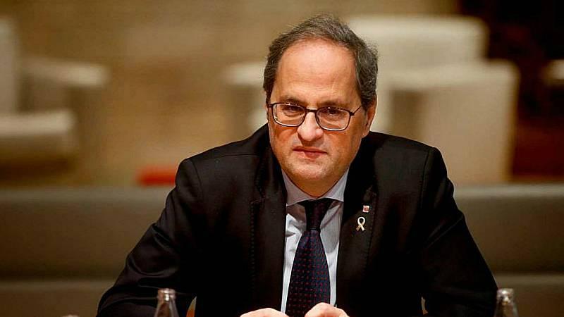 Boletines RNE - Torra no irá a la Conferencia de Presidentes porque acude el rey - Escuchar ahora