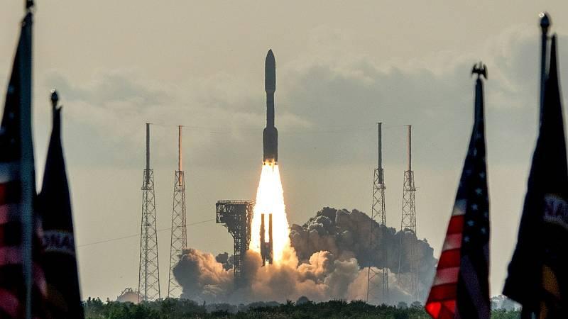 14 horas - Estados Unidos lanza 'Perseverance' en busca de vida en Marte - Escuchar ahora