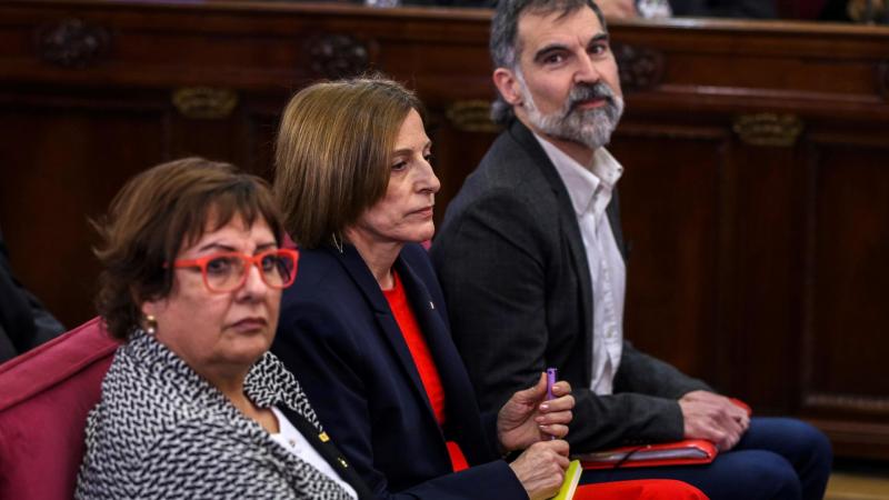 Boletines RNE - El juez rechaza suspender la semilibertad de Forcadell y Bassa  - Escuchar ahora