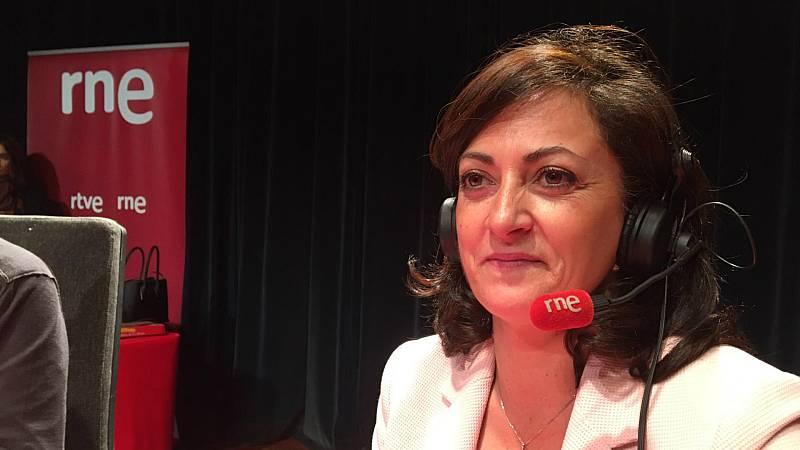 """Las mañanas de RNE con Íñigo Alfonso - La presidenta de La Rioja cree que """"siempre hay margen para el acuerdo"""" - Escuchar ahora"""