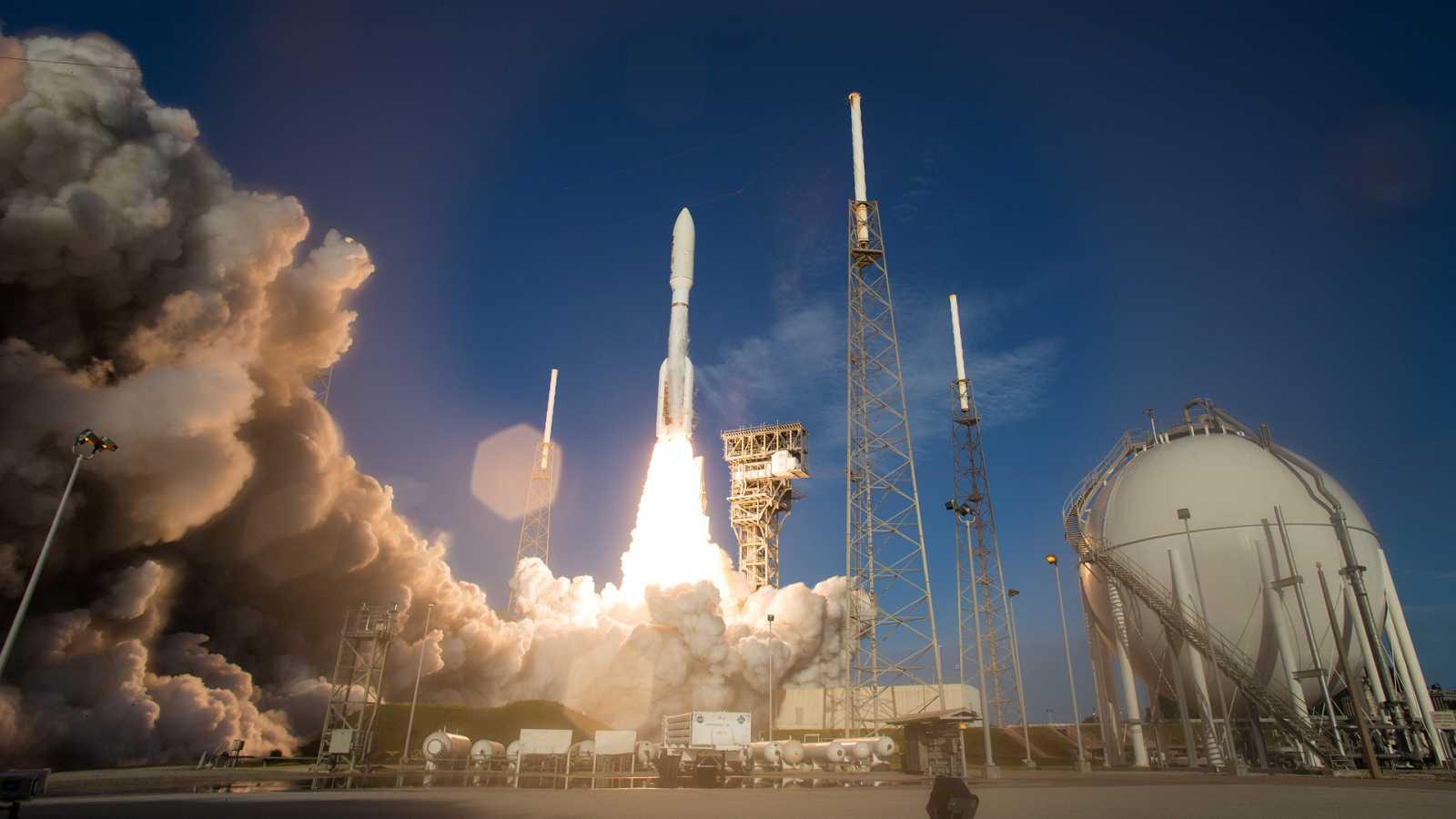 A golpe de bit - La misión MARS2020 de la NASA despega con tecnología española - 31/07/20 - escuchar ahora