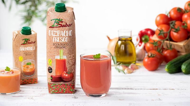Marca España - La empresa española líder mundial en cultivo ecológico de hortalizas y verduras - 31/07/20 - escuchar ahora