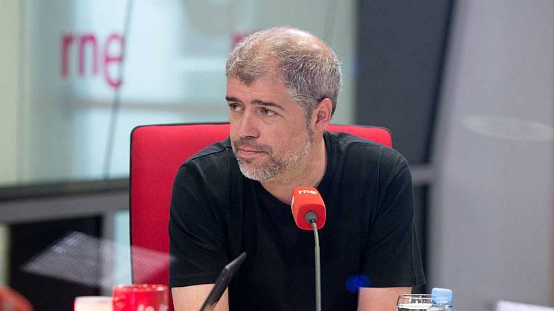 Las Mañanas de RNE con Íñigo Alfonso - Unai Sordo (CCOO) afirma que los presupuestos son necesarios para el relanzamiento de la economía - Escuchar ahora