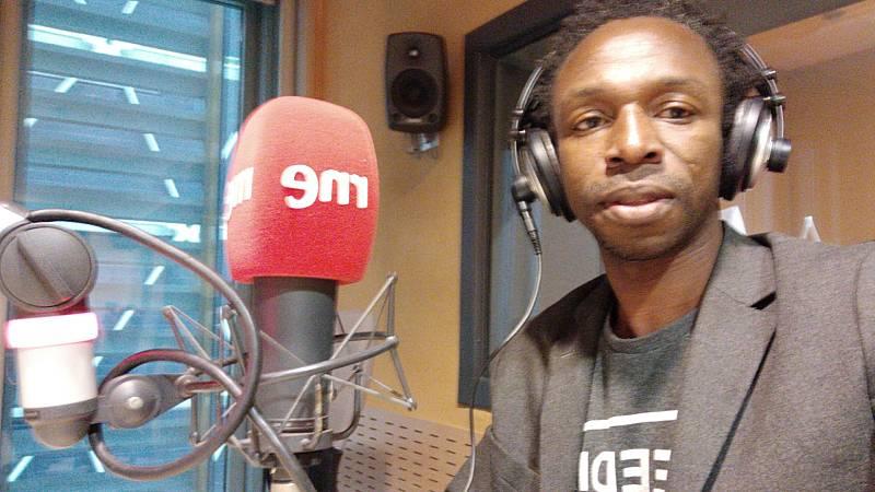 Las mañanas de RNE con Alfredo Laín - Ousman Umar - Escuchar ahora