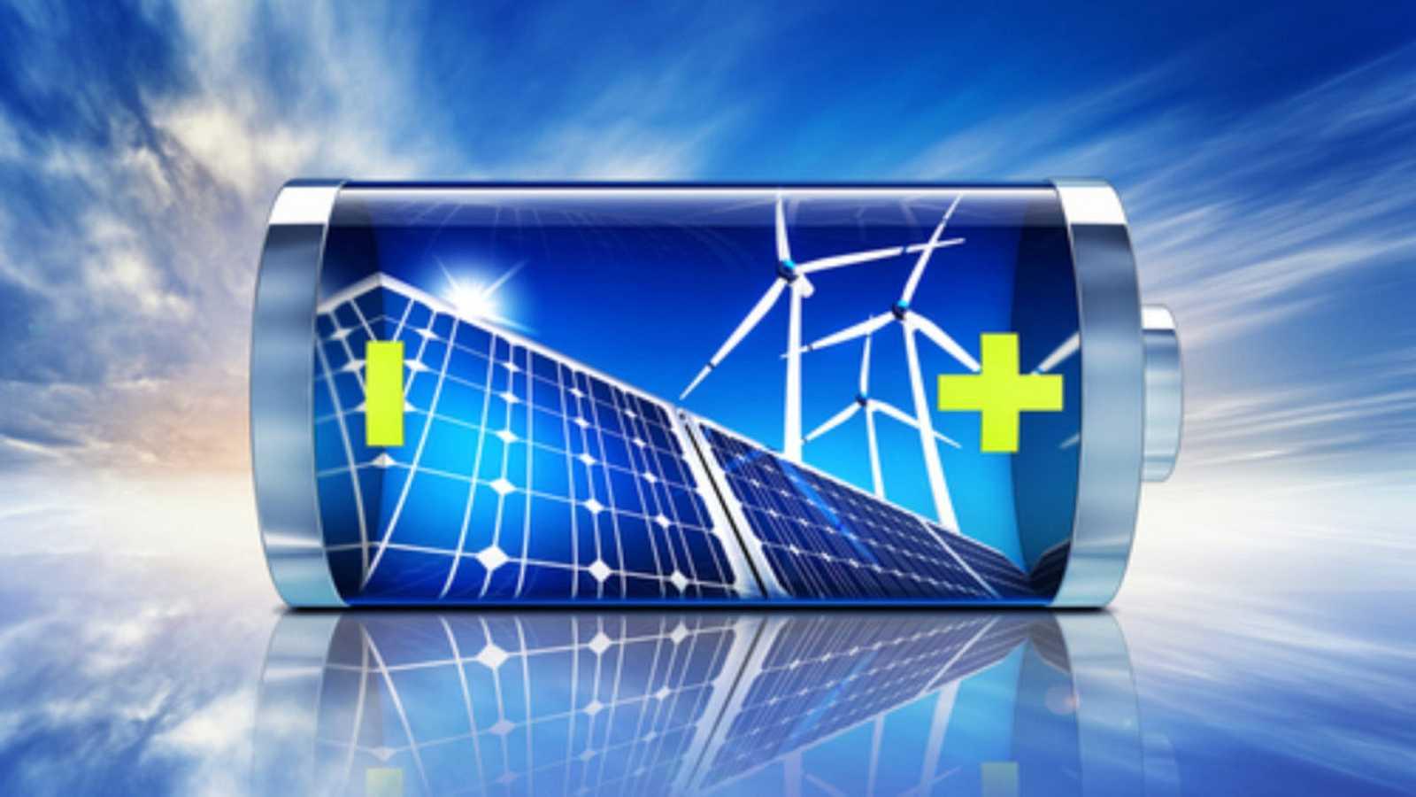 Sostenible y renovable - Almacenar electricidad renovable - 01/08/20 - Escuchar ahora