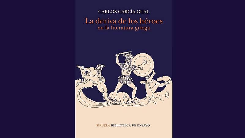 """24 horas - El paseo de Corominas: """"La deriva de los héroes en la literatura griega"""" - Escuchar ahora"""