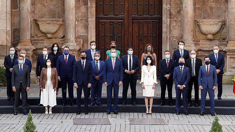 24 horas - Diferentes impresiones de los presidentes autonómicos tras la cumbre - Escuchar ahora