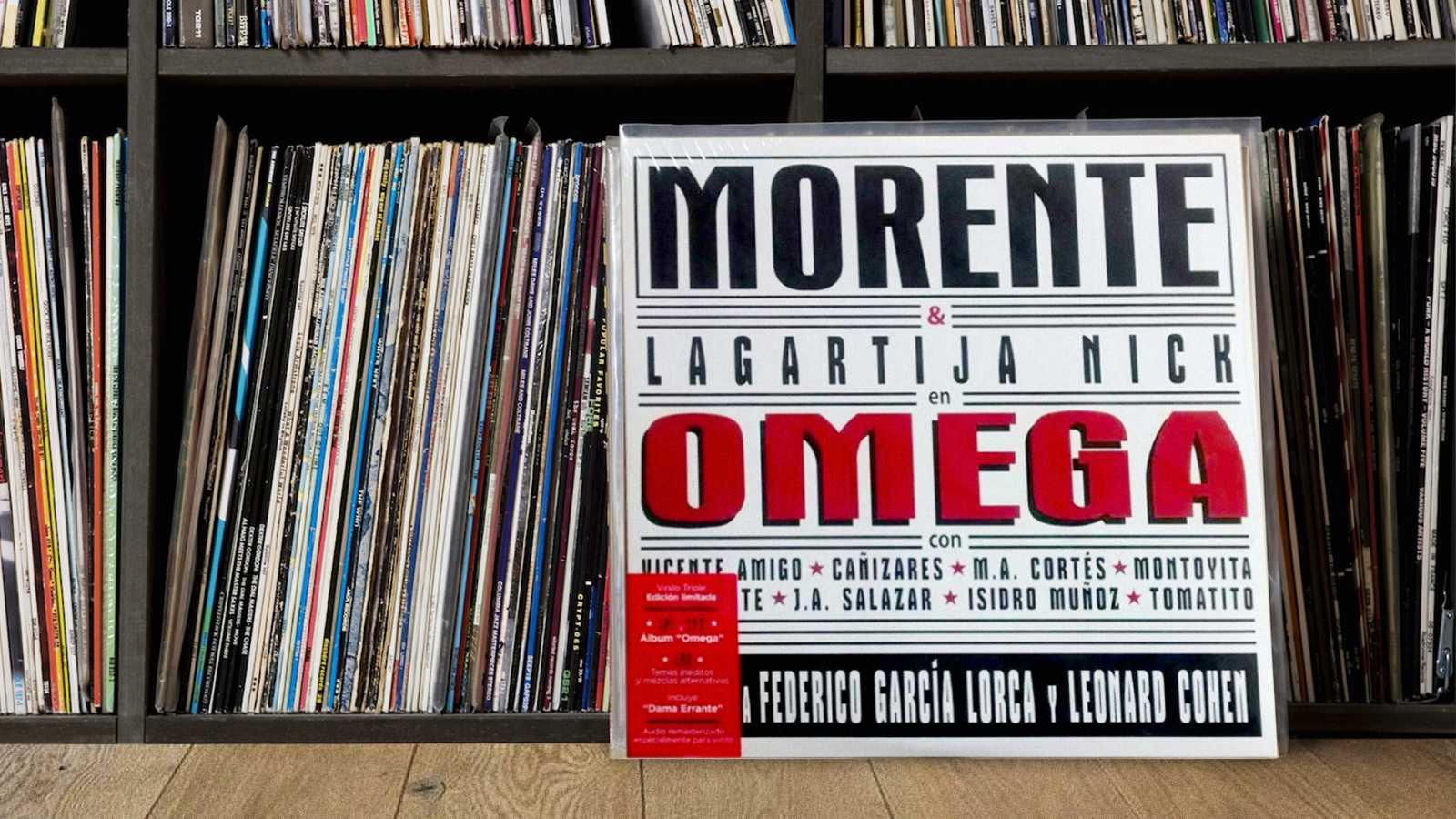 Doce pulgadas - Omega: Entre la controversia y el éxito - 01/08/20 -  escuchar ahora