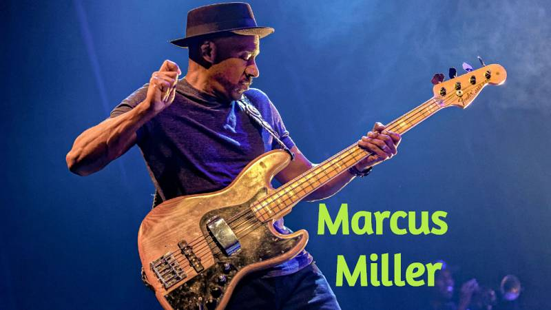 Próxima parada - Chika Asamoto & Marcus Miller y The Temptations - 07/08/20 - escuchar ahora