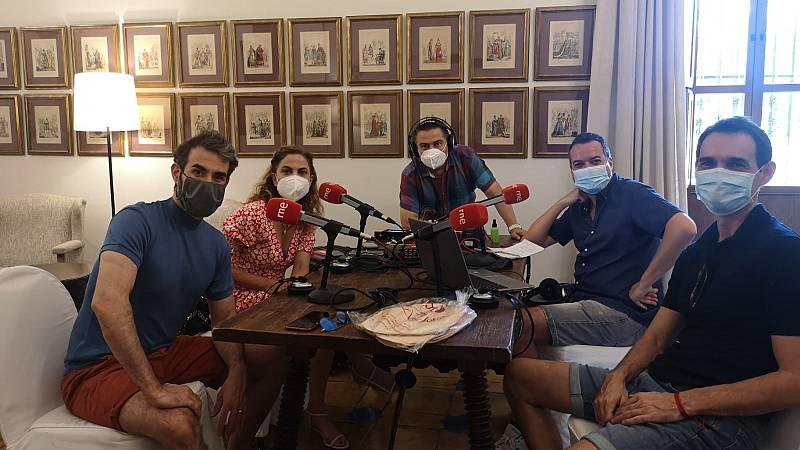La sala - En Mérida con Juan Carlos Rubio, Toni Acosta y Daniel Muriel - 01/08/20 - Escuchar ahora
