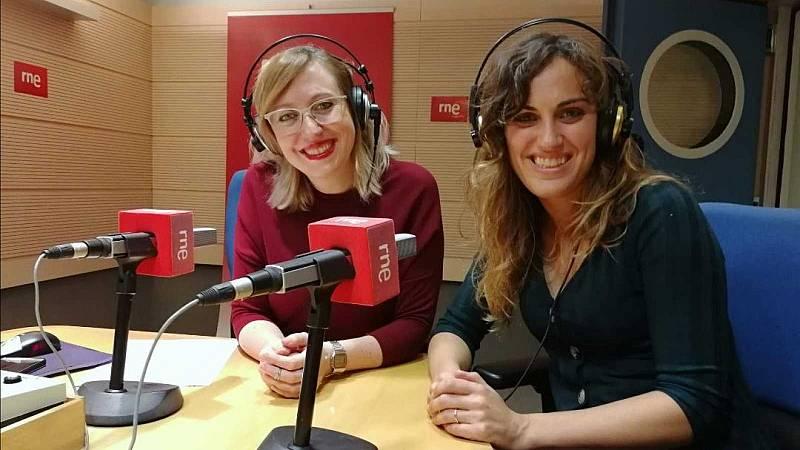 La sala - María Negro y Alba Frechilla: del vecindario a 'La Valquipedia' - 02/08/20 - Escuchar ahora
