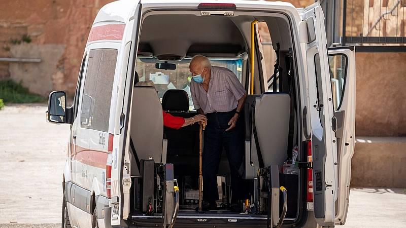 24 horas fin de semana - 20 horas - La residencia de ancianos de Burbáguena suma 63 positivos y cuatro muertes por covid-19 - Escuchar ahora