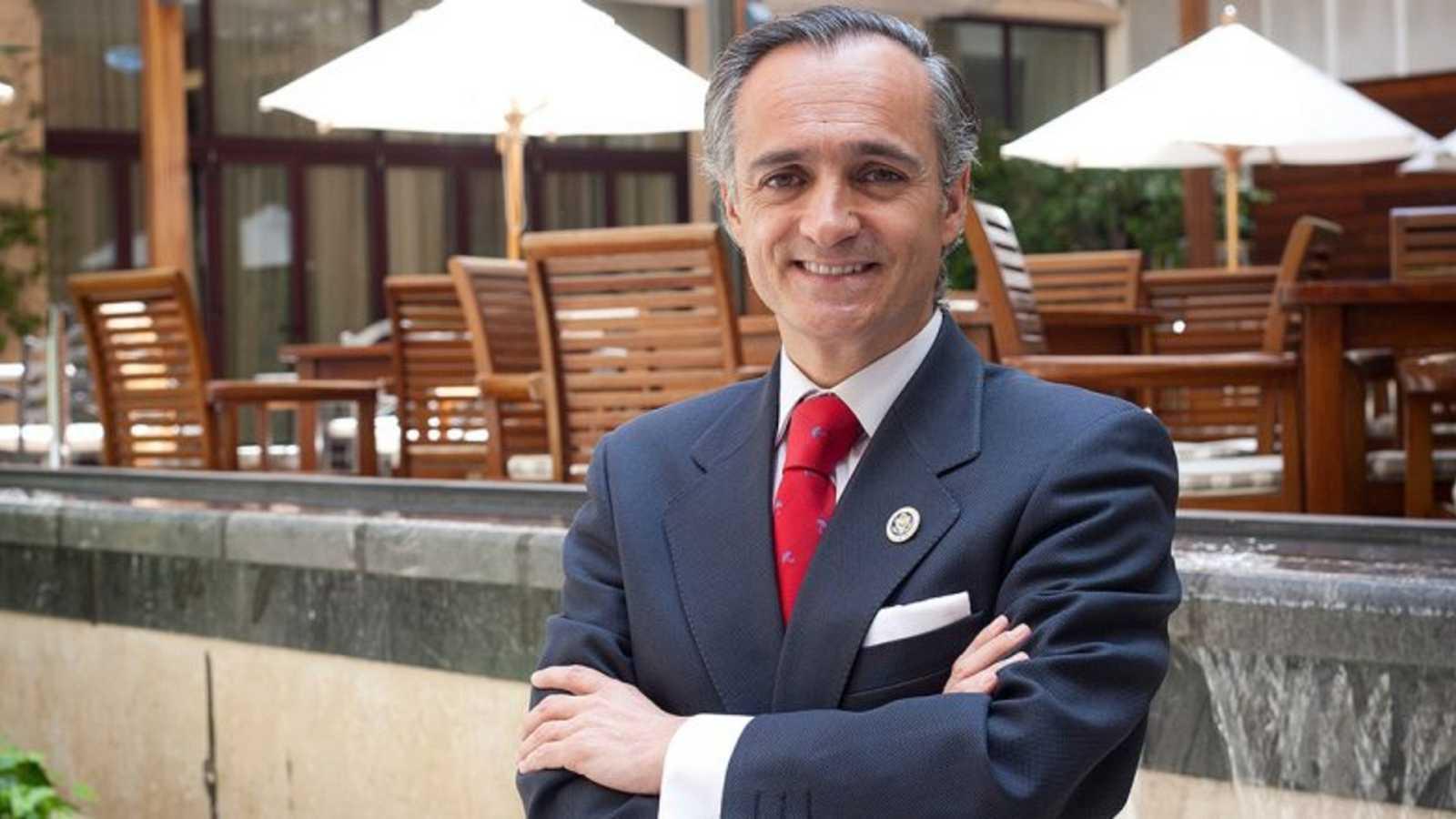 """24 horas fin de semana - Díaz- Cardiel: """"La pandemia y la crisis económica podrían provocar el cambio político en EEUU"""" - Escuchar ahora"""