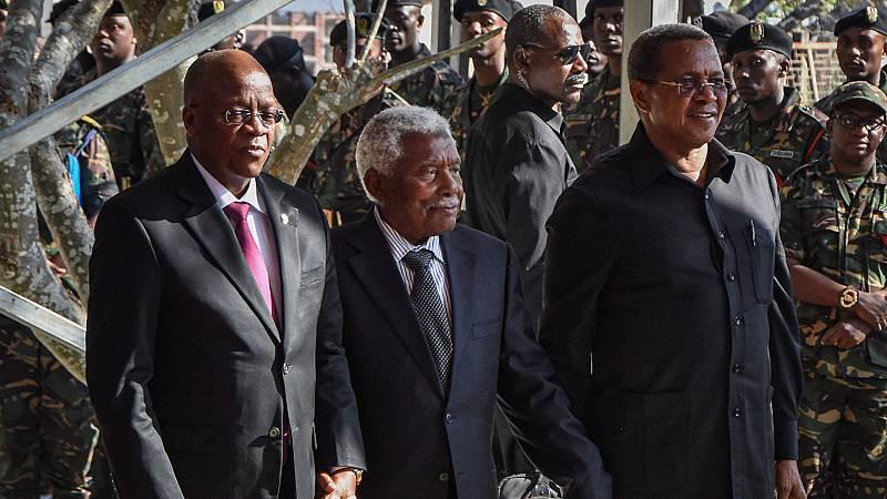 África hoy - Muere Benjamin Mkapa, expresidente de Tanzania - 31/07/20 - escuchar ahora