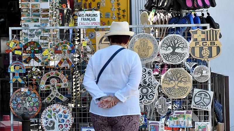 Las mañanas de RNE con Íñigo Alfonso - El INE confirma el batacazo del turismo en junio - Escuchar ahora