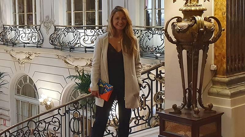 Españoles en el exterior - Teresa Gundín, emprendedora en EE. UU. - 31/07/20 - escuchar ahora
