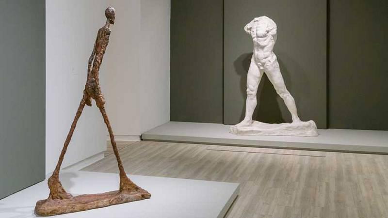 Punto de enlace - El arte de Rodin en Madrid - 03/08/20 - escuchar ahora