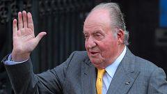 24 horas - Juan Carlos I se traslada fuera de España
