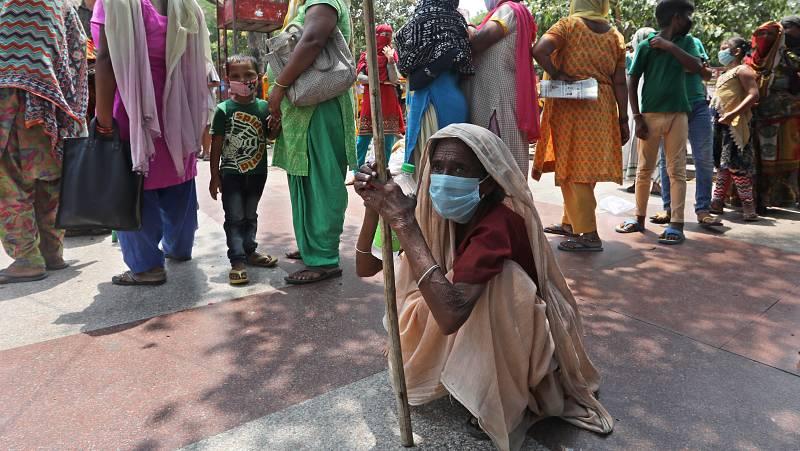 Punto de enlace - Una catástrofe humanitaria amenaza al mundo - 04/08/20 - escuchar ahora