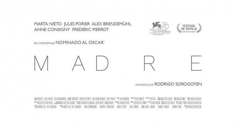 El cine que viene - 'Madre', el largometraje - 31/07/20 - Escuchar ahora -