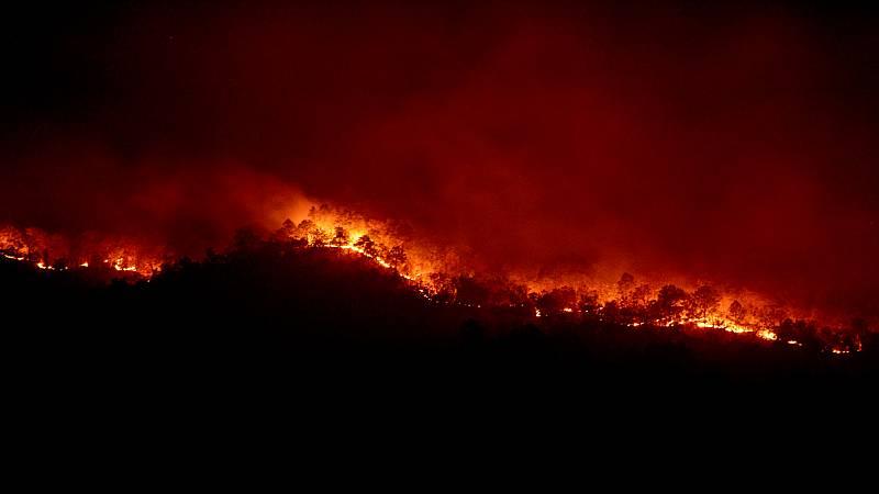 Las mañanas de RNE con Alfredo Laín - Las reacciones químicas en los incendios - Escuchar ahora