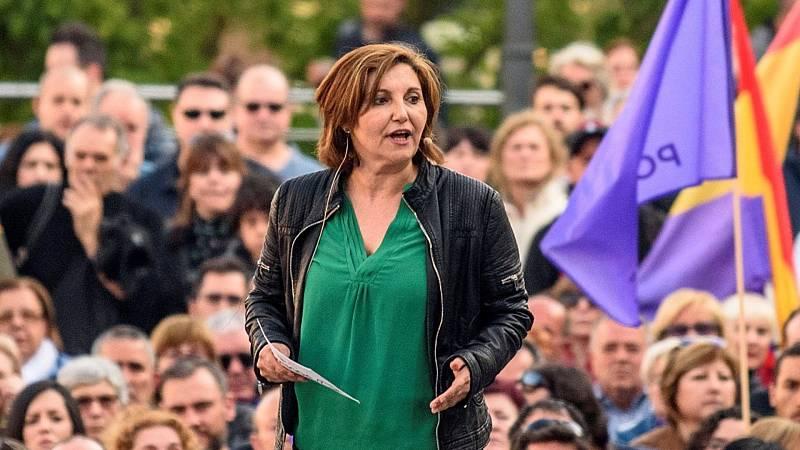 """24 horas - Pilar Garrido (UP): """"No ha sido una decisión del Gobierno sino del PSOE y no es compartida por Unidas Podemos"""" - Escuchar ahora"""