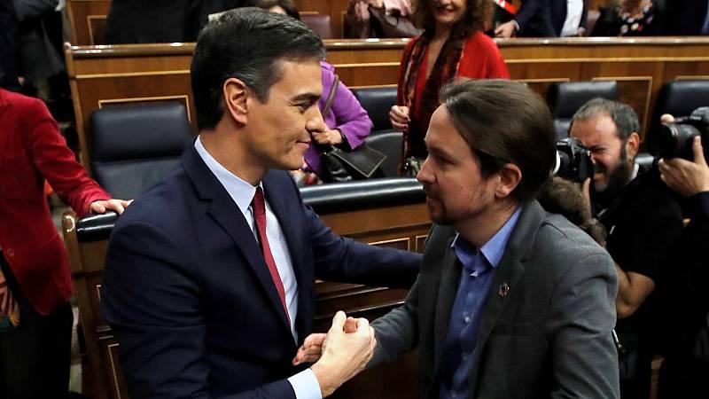 24 horas - El traslado del rey fuera de España provoca discrepancias dentro del Gobierno - Escuchar ahora