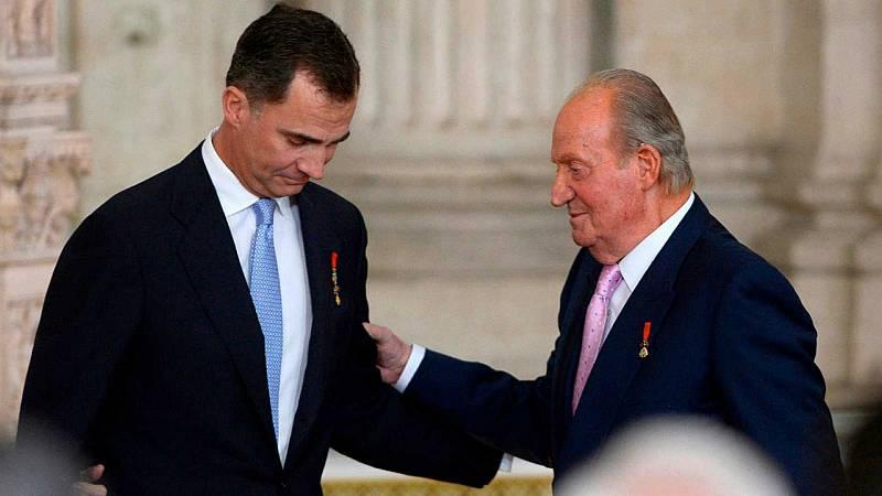 14 horas - Zarzuela guarda silencio sobre el destino de Juan Carlos I - Escuchar ahora