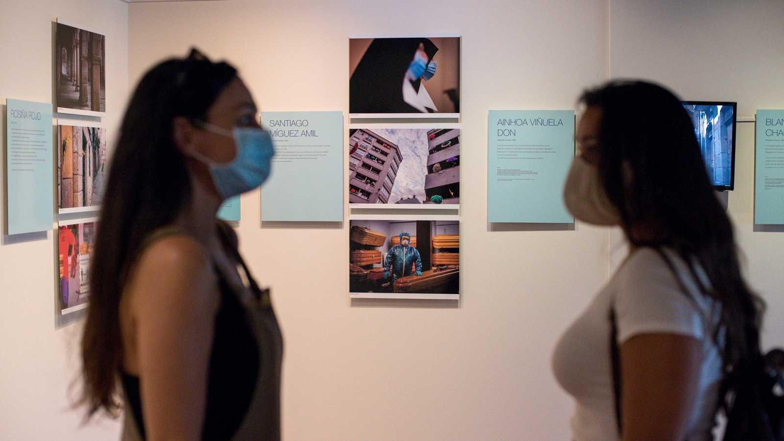 Espacio iberoamericano - Reactivación cultural tras la pandemia - 06/08/20 - escuchar ahora