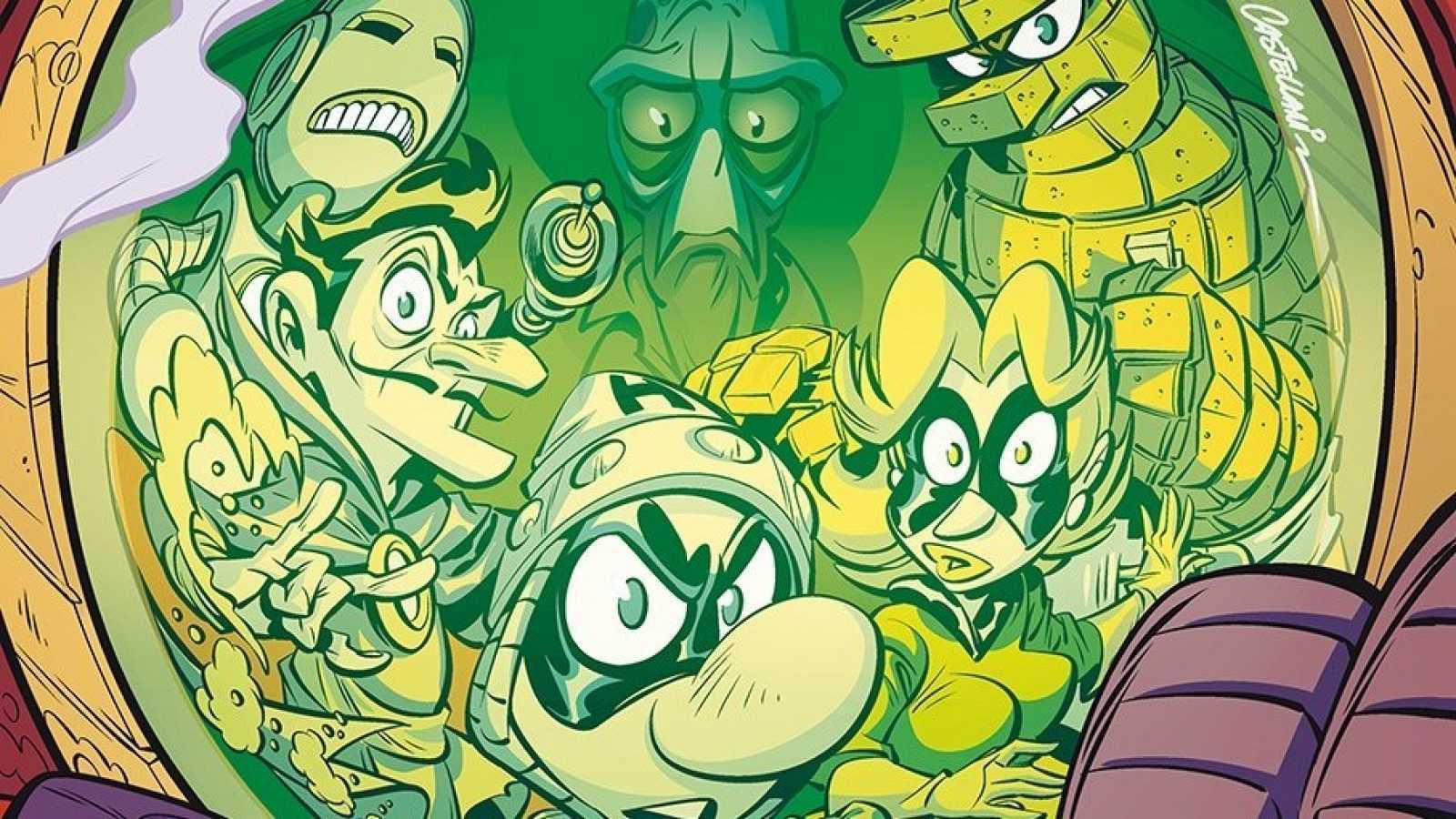Viñetas y bocadillos - 'El Supergrupo: Éxodo' - 06/08/20 - Escuchar ahora -