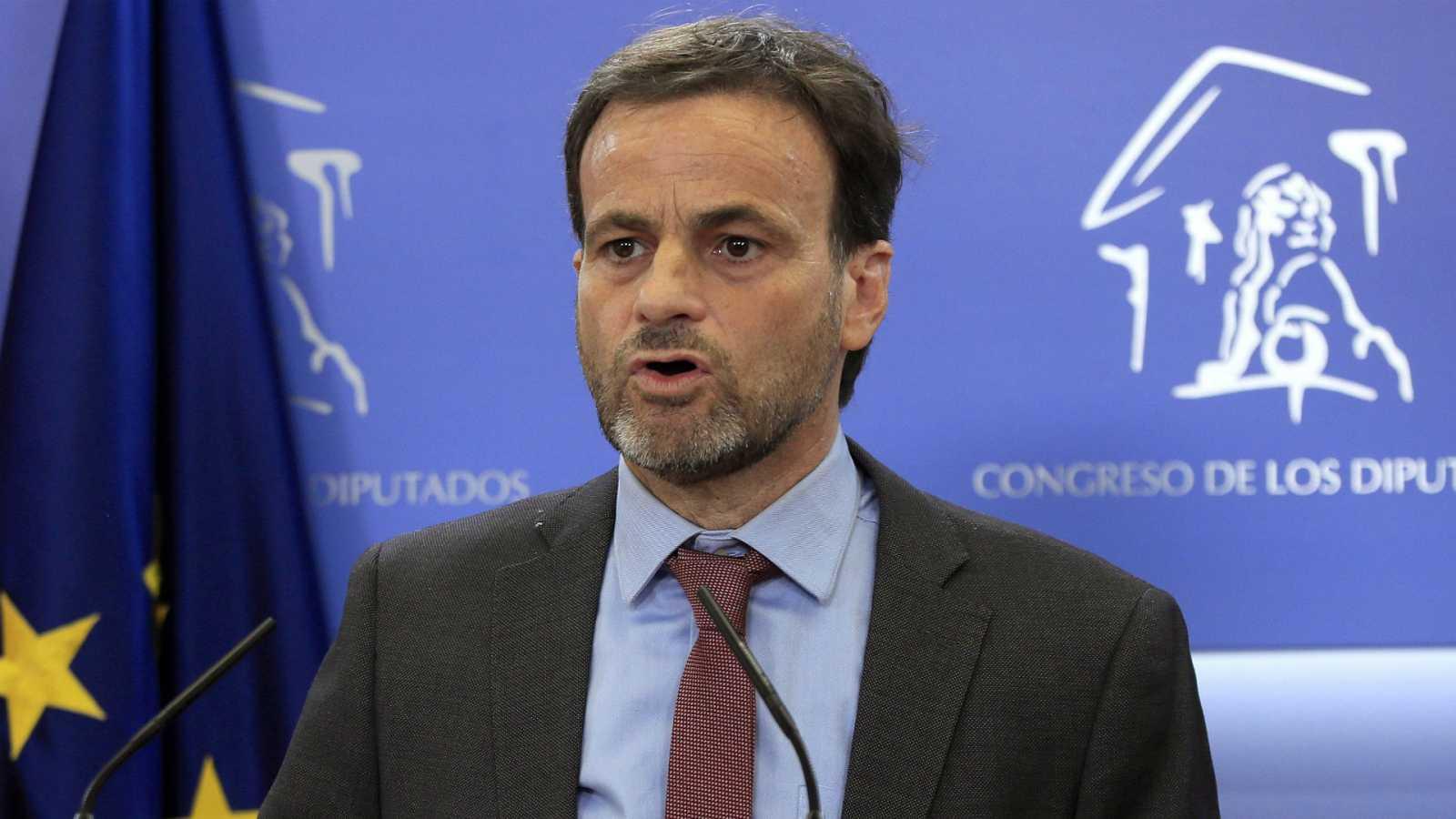Las mañanas de RNE - Unidas Podemos pedirá la comparecencia de Felipe VI en el Congreso - Escuchar ahora