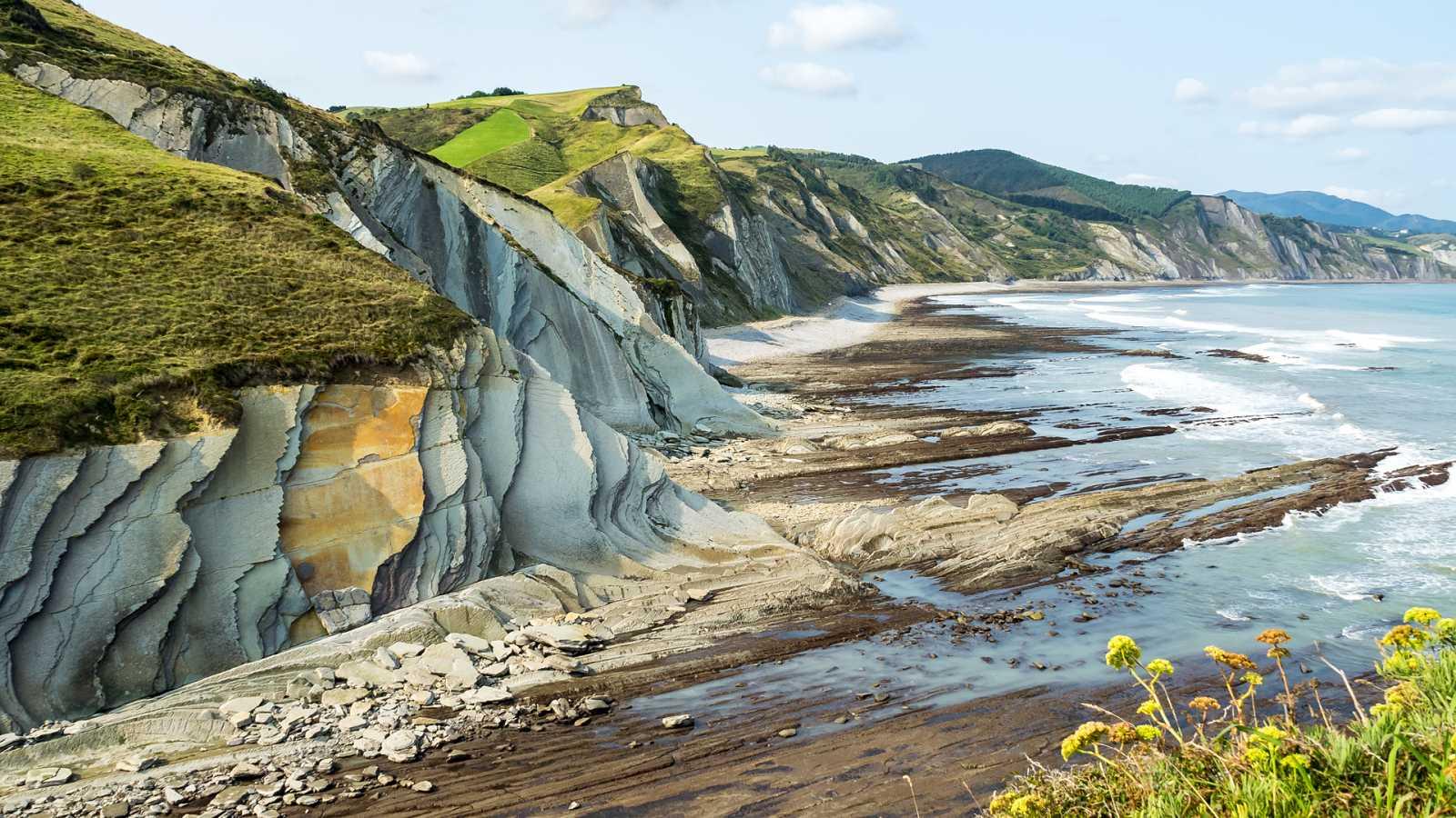 En clave Turismo - Ruta por la costa guipuzcoana, paraíso natural y gastronómico - 07/08/20 - escuchar ahora