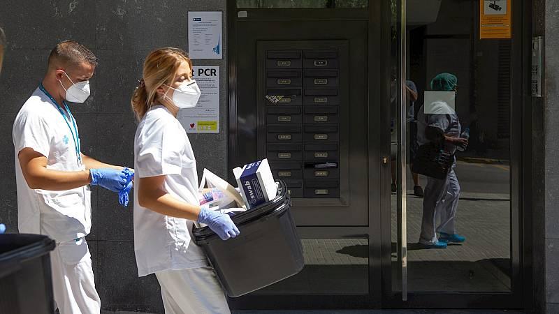 """Las Mañanas de RNE - Científicos españoles reclaman una evaluación independiente de la gestión de la pandemia en España: """"Queremos proponer soluciones y analizar qué ha fallado"""" - Escuchar ahora"""