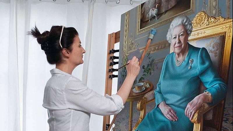 Hoy empieza todo con Ángel Carmona - Pintar a una reina - 12/08/20 - escuchar ahora