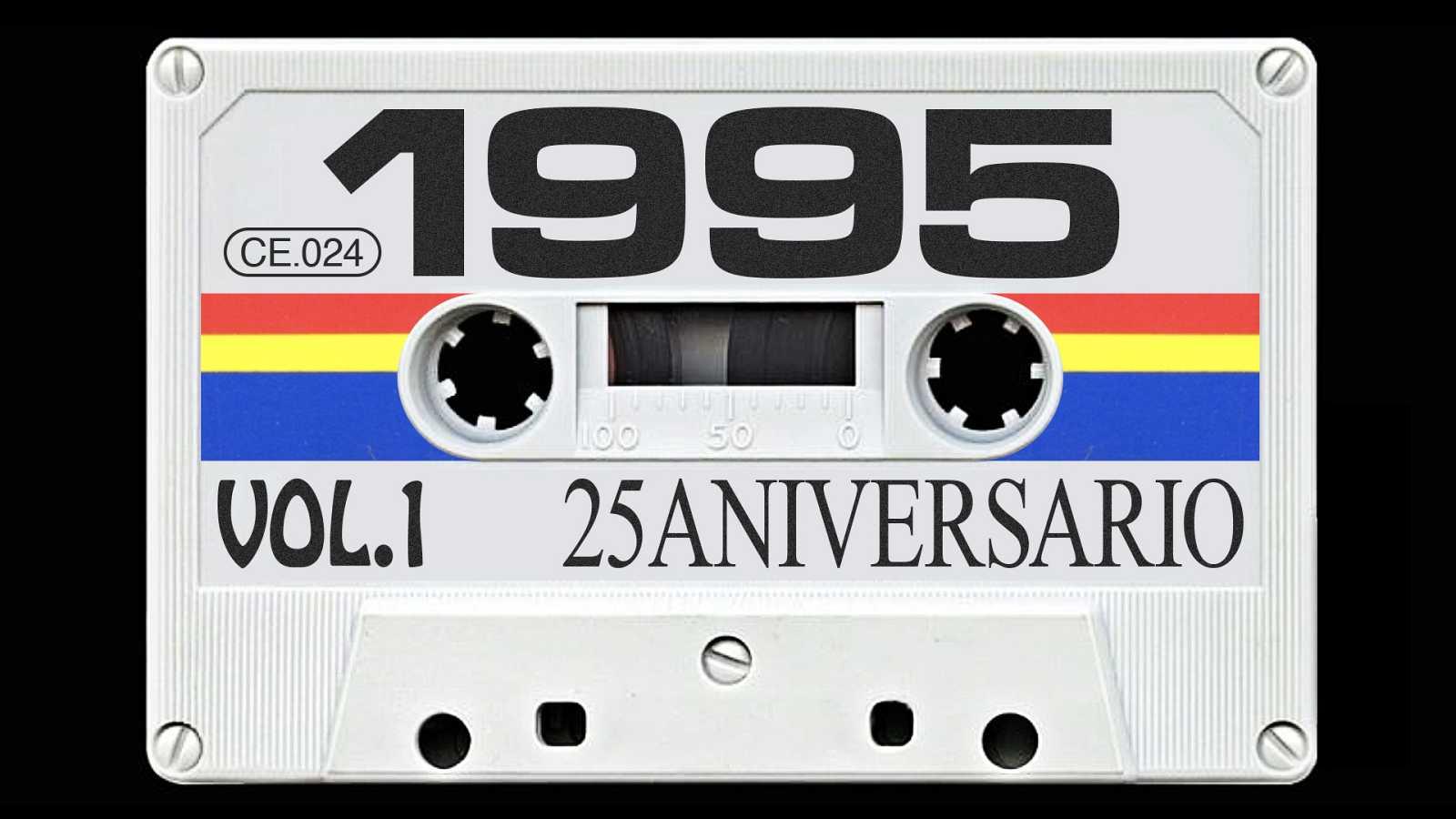 Círculo excéntricos - Discos de 1995 (Vol.1) - 16/08/20 - escuchar ahora