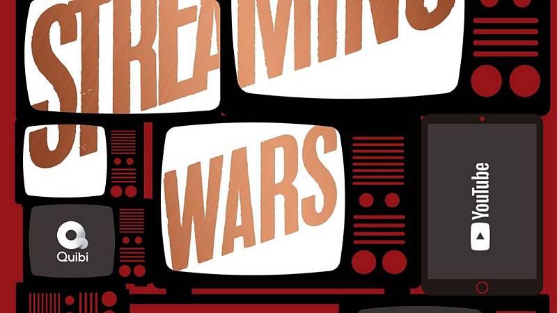 Guerra en las plataformas de streaming