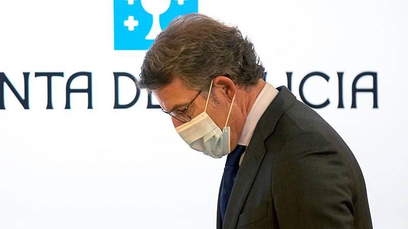 24 horas - Galicia prohíbe fumar en espacios públicos - Escuchar ahora