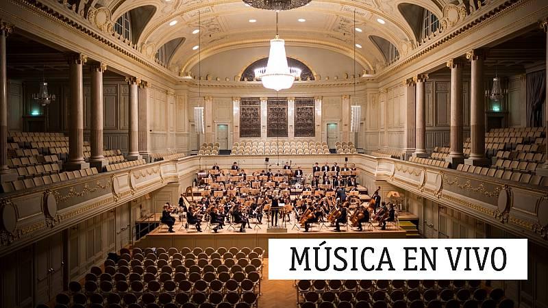 Música en vivo - 12/08/20 - escuchar ahora